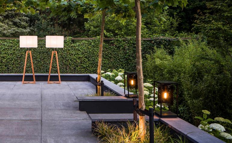 Les tendances déco pour créer un jardin idyllique