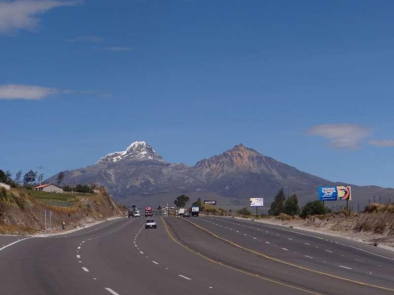 l'autoroute panaméricaine