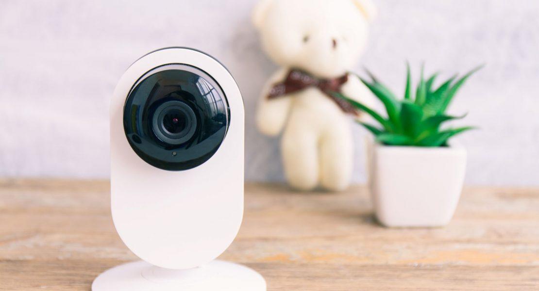 Caméra IP Surevaillance bébé