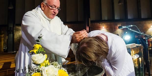Le baptême : un événement important à tous les âges